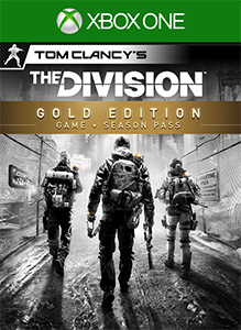 Tom Clancy's The Division™ Gold Edition boxshot