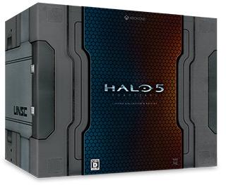 Halo 5 Guardiansリミテッド コレクターズ エディション