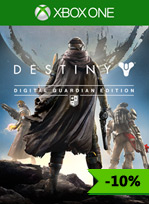 Destiny Digital Guardian Edition box shot