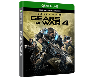 Gears of War 4 Ultimate