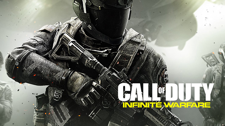 Call of Duty: Infinite Warfare boxshot