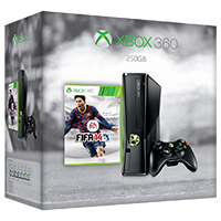 Xbox 360 250GB FIFA14 패키지