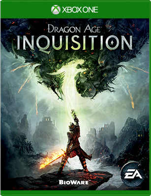 Dragon Age: Inquisition box shot