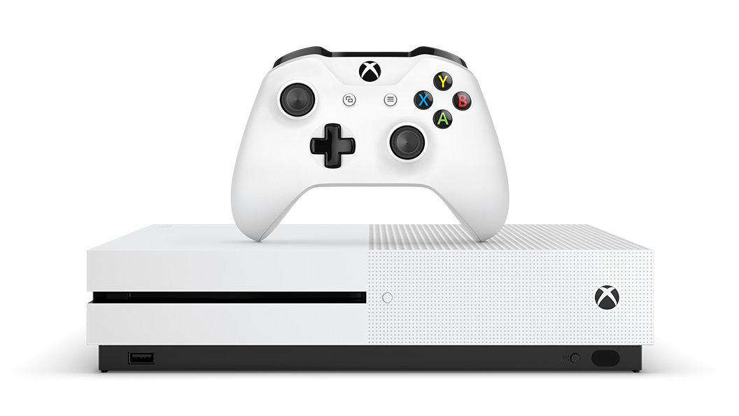 Console Xbox One S et manette