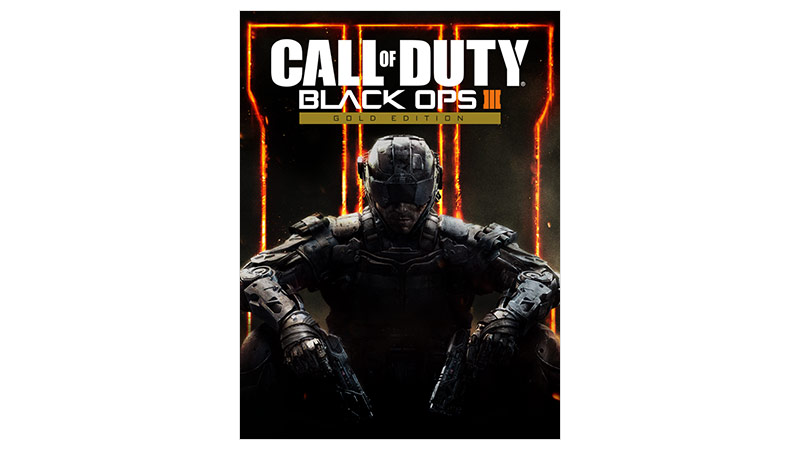 Call of Duty Black Ops III Gold Edition Boxshot