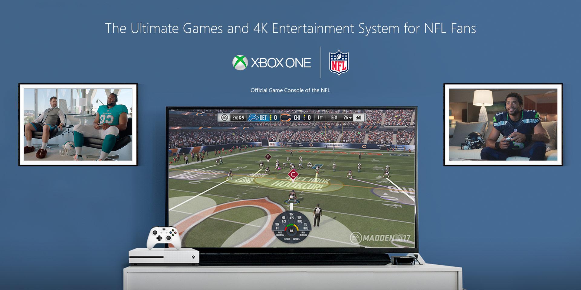 NFL on Xbox