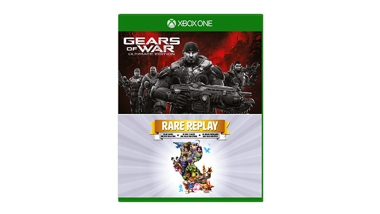 Gears of War Ultimate Edition and Rare Replay