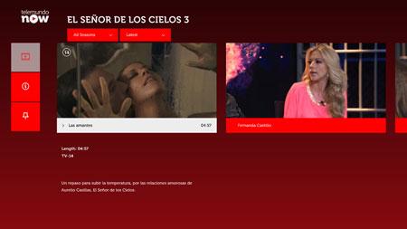 Telemundo Now on Xbox One