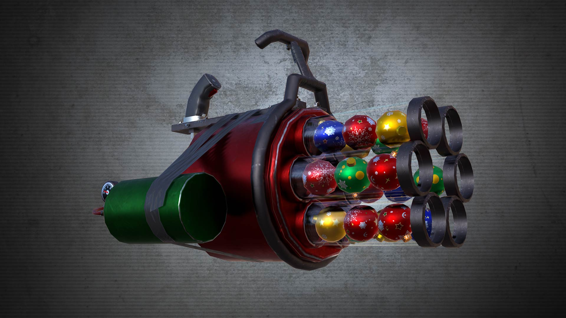 DEAD RISING 4 ORNAMENT GUN