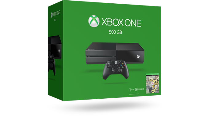 Xbox video game console