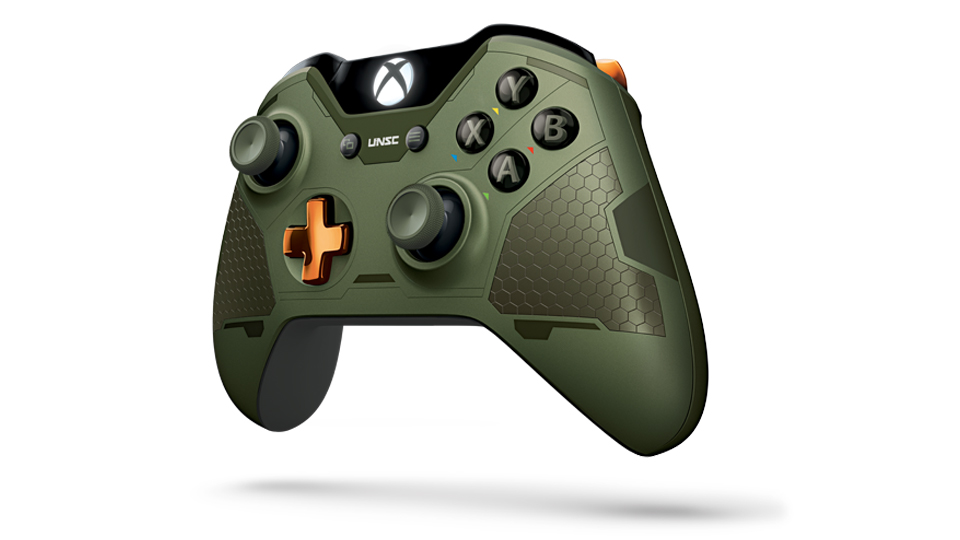 Master Chief controller angle 2