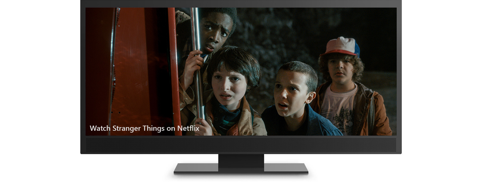 4K の Stranger Things