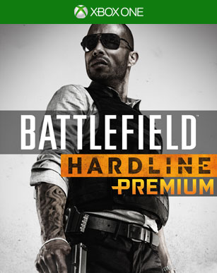 Battlefield Hardline Deluxe Digital Edition box shot