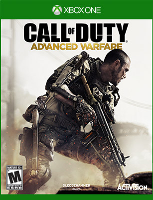 Call of Duty: Advanced Warfare Standard Edition box shot