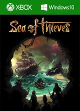 《盗贼之海》包装盒
