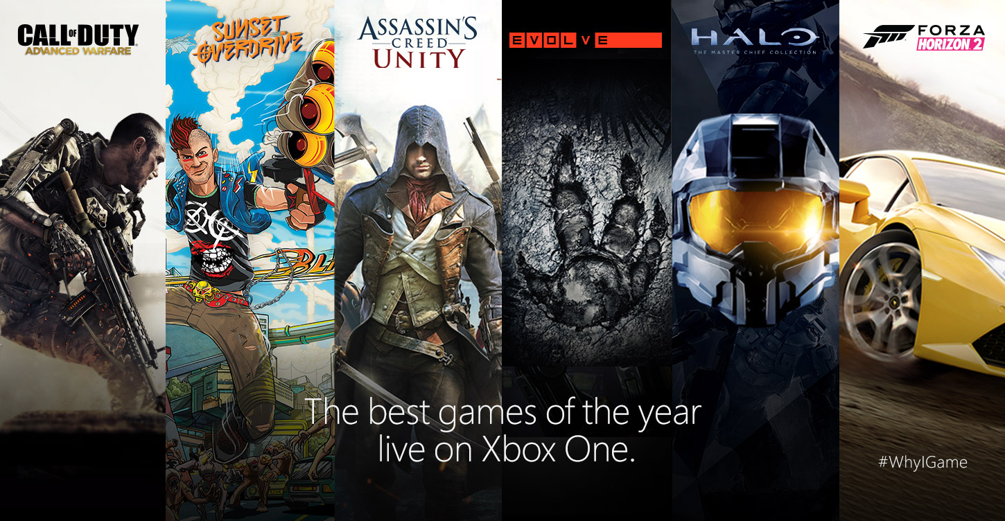 Newest Games 2013 Xbox One : Xbox one games new