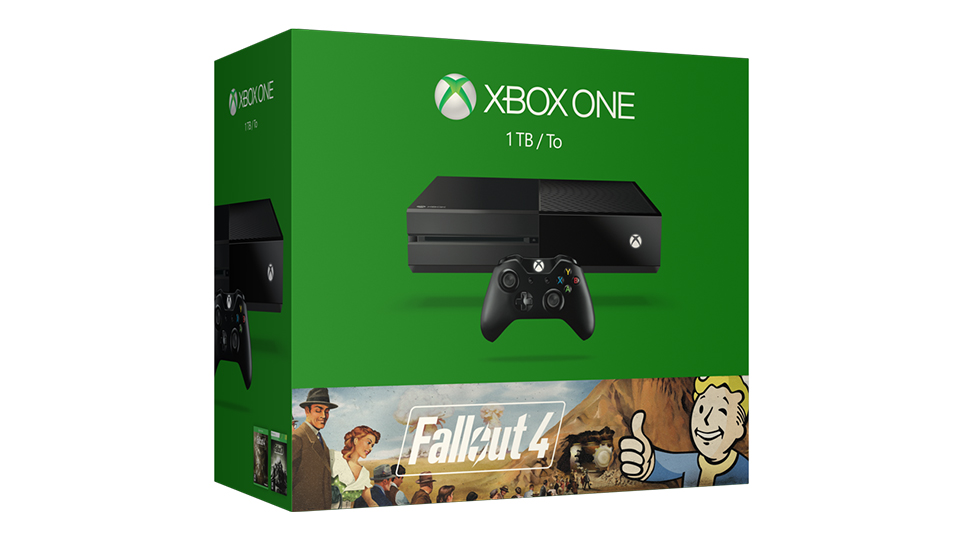 Fallout 4 console right angle