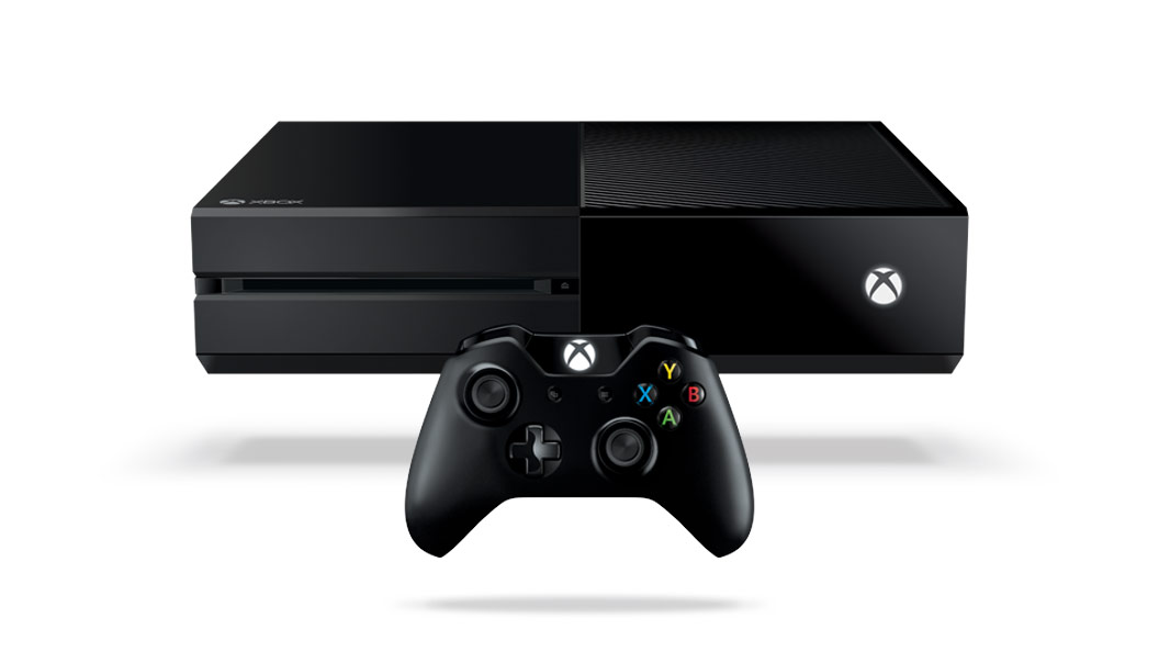 Xbox One Console Front