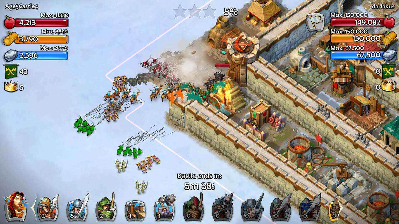 Castle Siege Screenshot-6