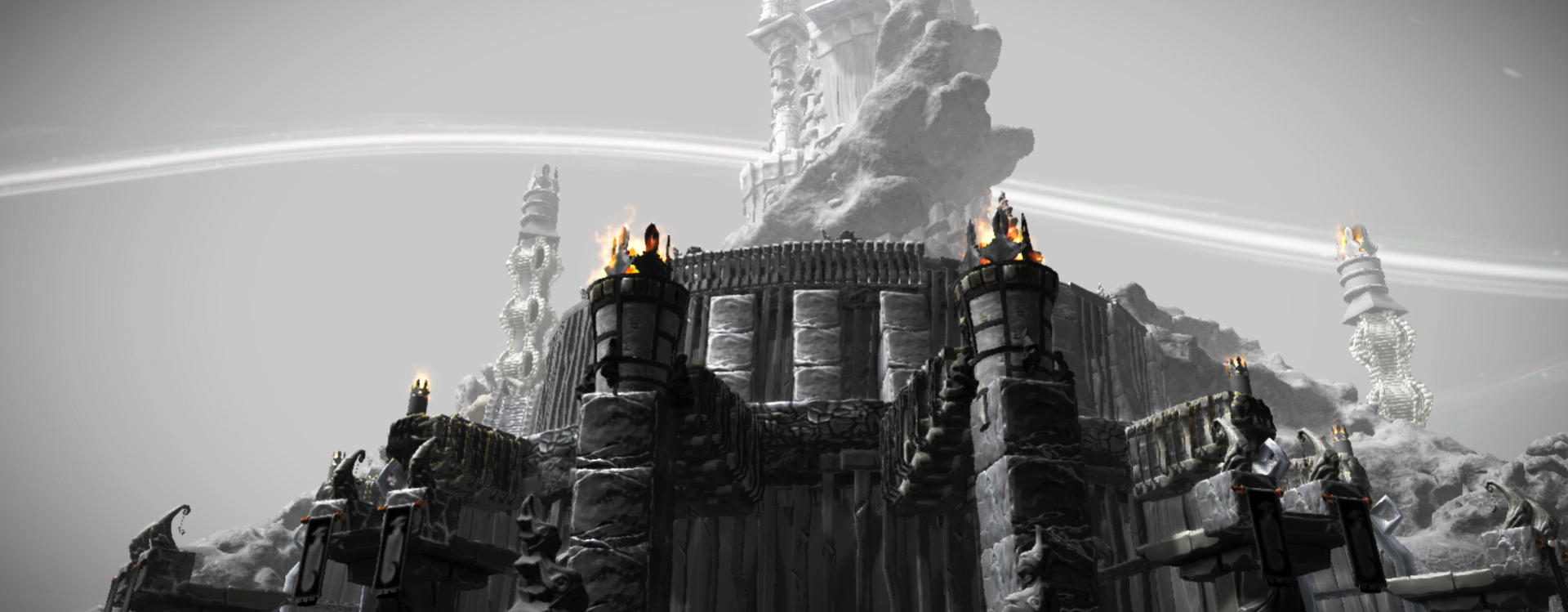 Project Spark—Building structure