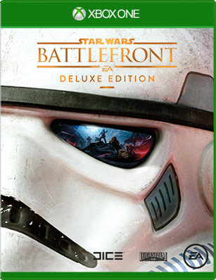 Star Wars Battlefront deluxe edition box shot