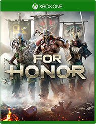 For Honor Standard Edition Boxshot