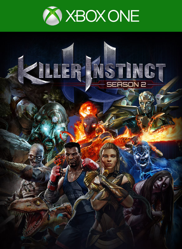 Killer Instinct Season 2: Ultra Edition boxshot