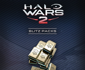 Halo Wars 2 – 20 Blitz Packs