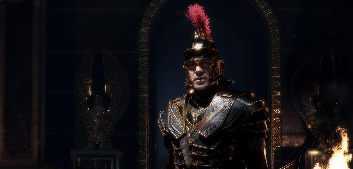Ryse: Son of Rome - Marius Titus, General