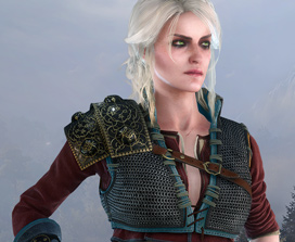 Witcher 3 Ciri Alternate Look