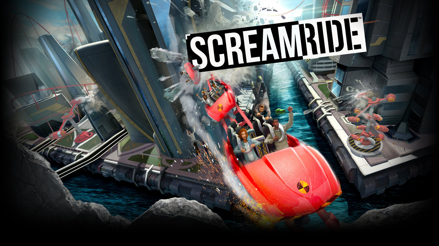 Screamride for Xbox 360