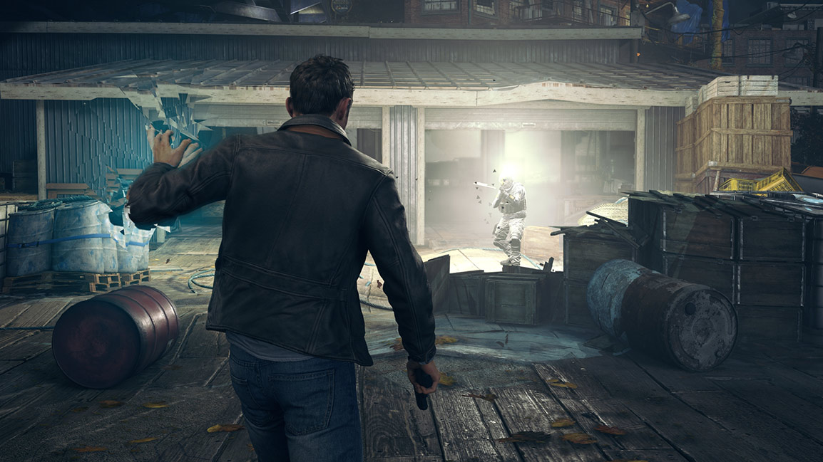 Quantum Break Screenshot 5
