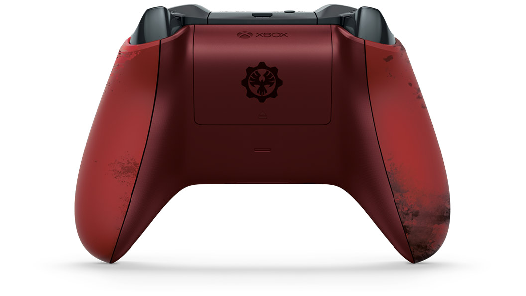 Back view of GOW CO Controller