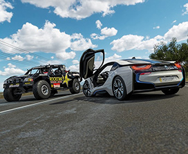 Forza Horizon 3 Rockstar Energy Car Pack