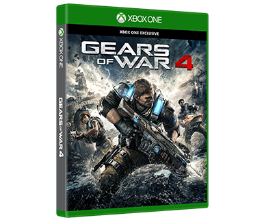 Gears of War 4 Standard