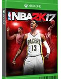 NBA 2K17 box shot