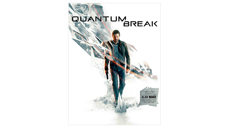 Quantum Break Standard Edition – Boxshot