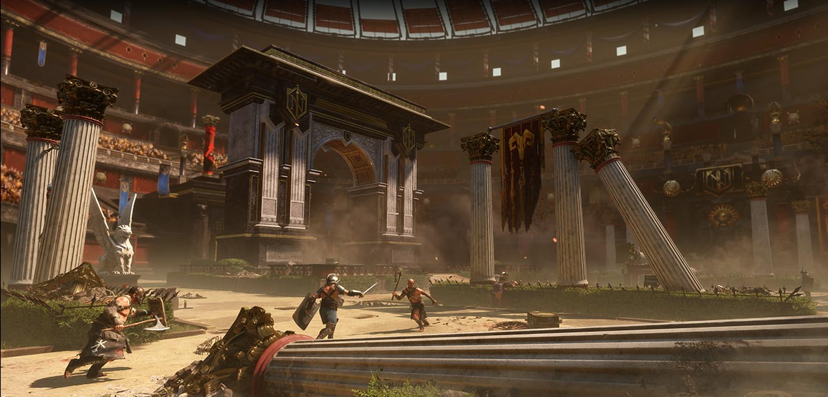 Ryse: Son of Rome - Colosseum Combat Arena