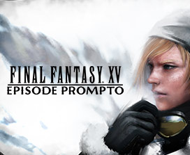Final Fantasy Episode Prompto