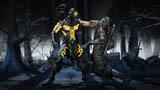 Mortal Kombat X Kotal Kahn versus Scorpion