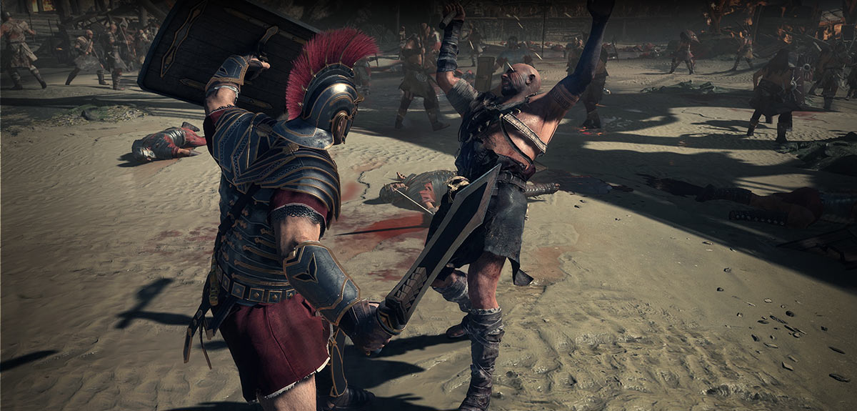 Ryse: Son of Rome - Close-Quarters Combat