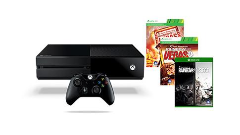 Xbox One Rainbow Six Siege Bundle