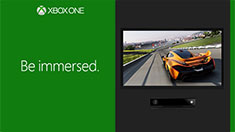Xbox One - Be Immersed