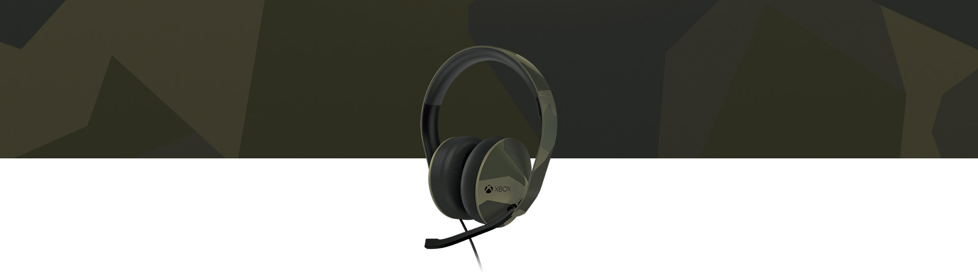 Xbox One Special Edition Armed Forces Stereo Headset