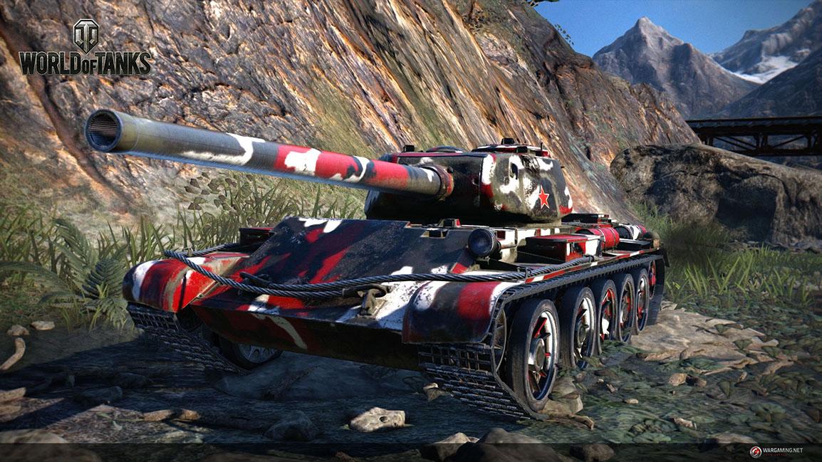 World of Tanks на Xbox One