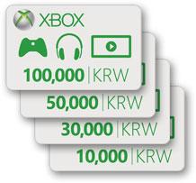Xbox 상품권