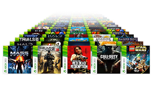 Play your Xbox 360 games on your Xbox One