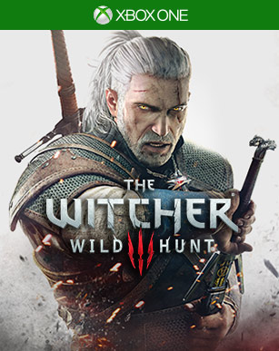 Witcher 3 Standard Edition Box Shot