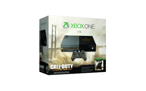 Call of Duty: Advanced Warfare 1TB Xbox One Console Bundle