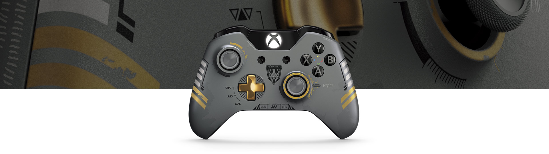 Call of Duty Advanced Warfare-kontroller